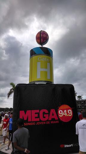 Sunlife Stadium Gate H   Miami Gardens, FL