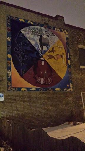Native American Mural   Minneapolis, MN Part 63