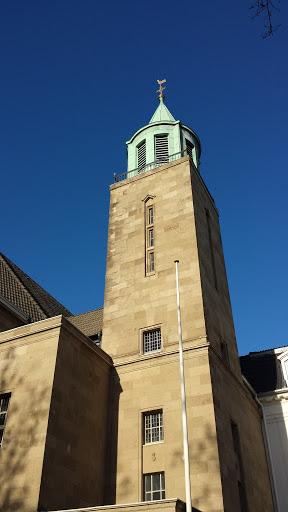 Katholische kirche in hamburg