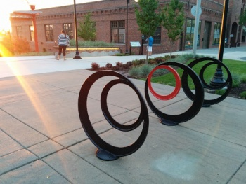 Circular Bike Rack Spokane Wa Pokemon Go Wiki