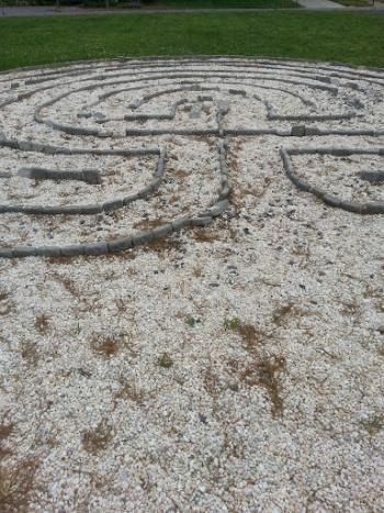 Zen Rock Garden   Winston Salem, NC