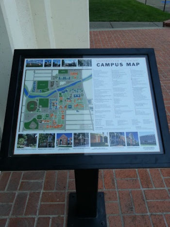 University of the Pacific Campus Map - Stockton, CA - Pokemon Go Wiki