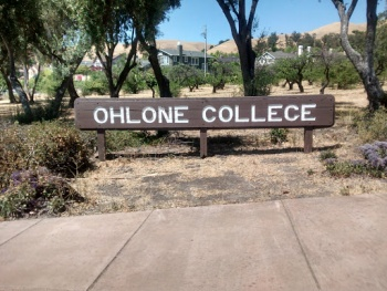 Ohlone College Grand Sign Fremont Ca Pokemon Go Wiki