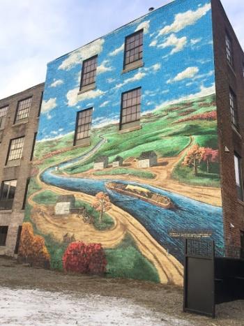 Blackstone Canal Circa 1828 - Worcester, MA - Pokemon Go Wiki