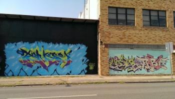 Kick Wall Murals Houston TX Pokemon Go Wiki