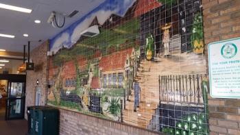 Publix Mural Pompano Beach Fl