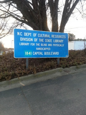 North Carolina Library for the Blind - Raleigh, NC - Pokemon