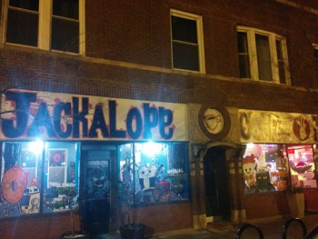 Jackalope Coffee and Tea House - Chicago, IL - Pokemon Go Wiki