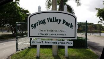 Spring Valley Park - Pembroke Pines, FL - Pokemon Go Wiki
